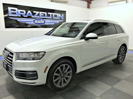 2017 Audi Q7 Premium Plus, Vision Pkg, Bose, 20in Wheels Houston TX
