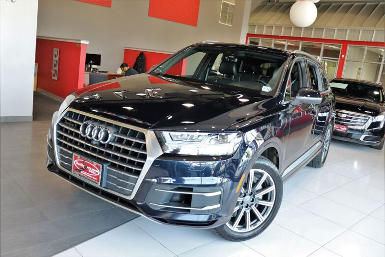 2017 Audi Q7 Premium Plus Vision Warm Weather Package Tow Hitch Cold Weather Package 20 inch Wheels Sunroof Navigation 1 Owner Springfield NJ