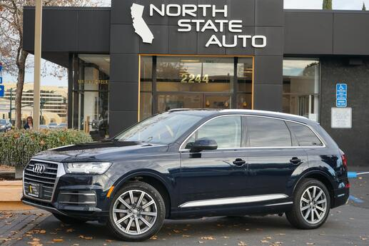 2017 Audi Q7 Premium Plus Walnut Creek CA