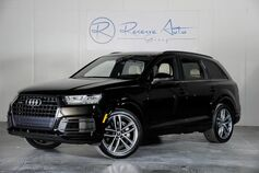 2017 Audi Q7 Prestige Black Optic Pkg