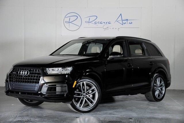 2017 Audi Q7 Prestige Black Optic Pkg The Colony TX