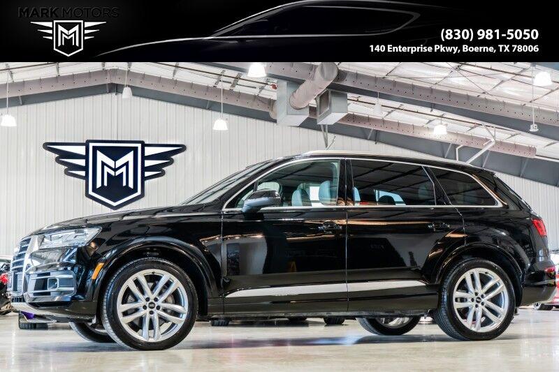 2017_Audi_Q7_Prestige_ Boerne TX