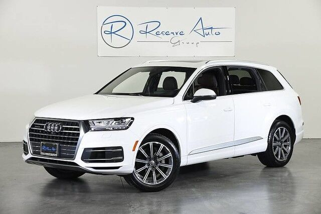 2017 Audi Q7 Prestige Cold Weather Pkg One Owner The Colony TX