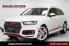 2017_Audi_Q7_Prestige Package Blind Spot 20Kmi Clean Carfax Factory Warranty_ Addison TX