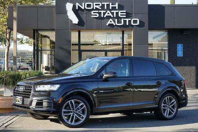 2017_Audi_Q7_Prestige_ Walnut Creek CA
