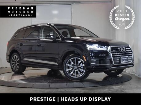 2017_Audi_Q7_Prestige quattro Head-Up Display 3rd Row Pano Nav_ Portland OR