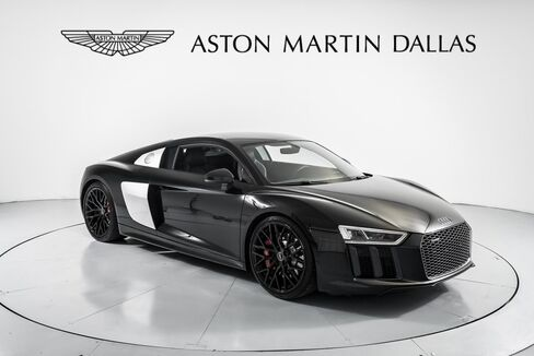 2017_Audi_R8_5.2_ Dallas TX