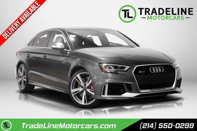 2017 Audi RS 3  CARROLLTON TX