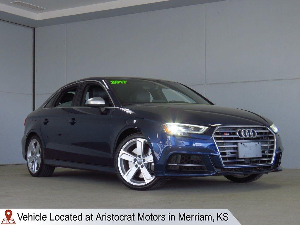 2017 Audi S3 2.0T Premium Plus Merriam KS
