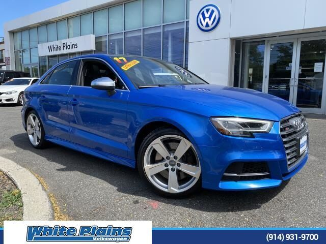 2017 Audi S3 Performance 2.0T Premium Plus White Plains NY