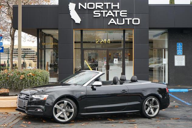 2017_Audi_S5 Cabriolet__ Walnut Creek CA