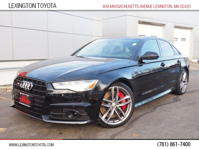 2017 Audi S6 4.0T quattro Prestige Lexington MA
