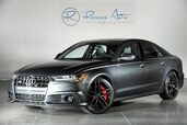 2017 Audi S6 Premium Plus Sport Driver Asst Pkg LED Lights
