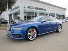 2017_Audi_S7_4.0T Prestige quattro Tiptronic ***MSRP $97,125.00, Bang & Olufsen Sound, S7 Sport Package, S7 Prest_ Plano TX