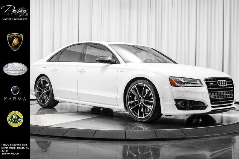 2017_Audi_S8 plus__ North Miami Beach FL