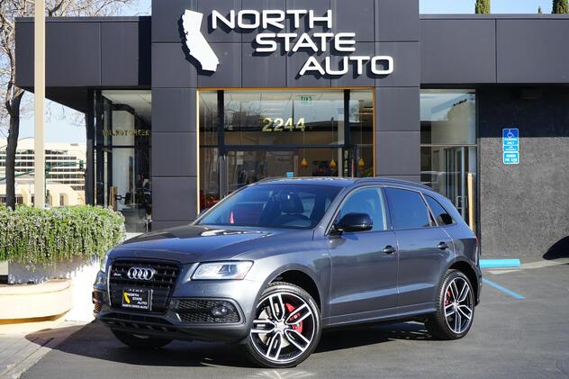 2017_Audi_SQ5_Premium Plus_ Walnut Creek CA