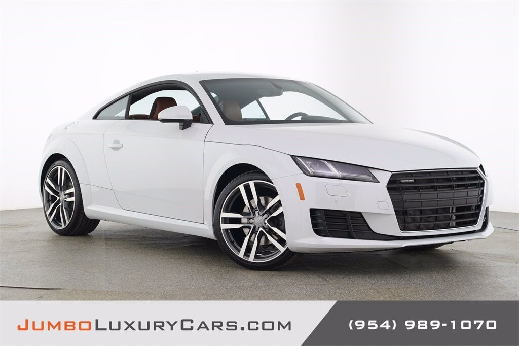 2017 Audi TT 2.0T Hollywood FL