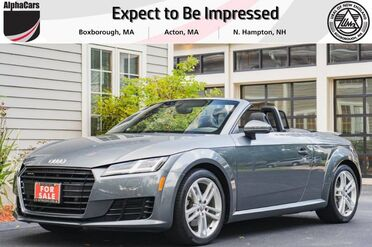 2017_Audi_TT_Roadster Quattro S-Tronic_ Boxborough MA