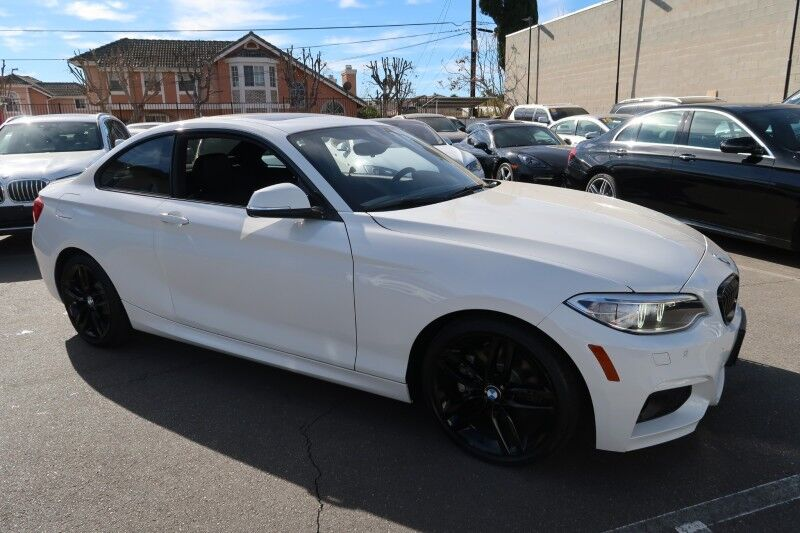 2017 BMW 2 Series 230i M-SPORT / PREMIUM /LIGHTING PKG/DRIVING ASSISTANCE PLUS/18 Monterey Park CA