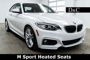 2017_BMW_2 Series_230i M Sport Heated Seats_ Portland OR