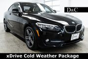 2017 BMW 2 Series 230i xDrive Cold Weather Package Portland OR