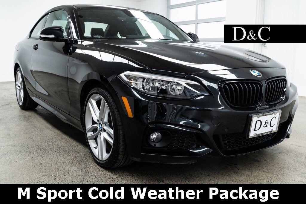 2017 BMW 2 Series 230i xDrive M Sport Cold Weather Package Portland OR