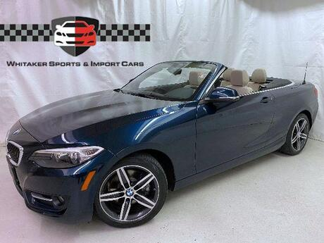 2017 BMW 2 Series 230i xDrive Premium Driver Assist Maplewood MN