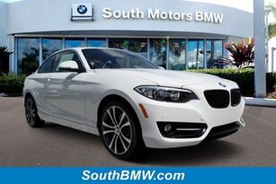 2017 BMW 2 Series 230i Miami FL