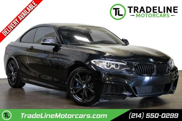 2017 BMW 2 Series M240i CARROLLTON TX