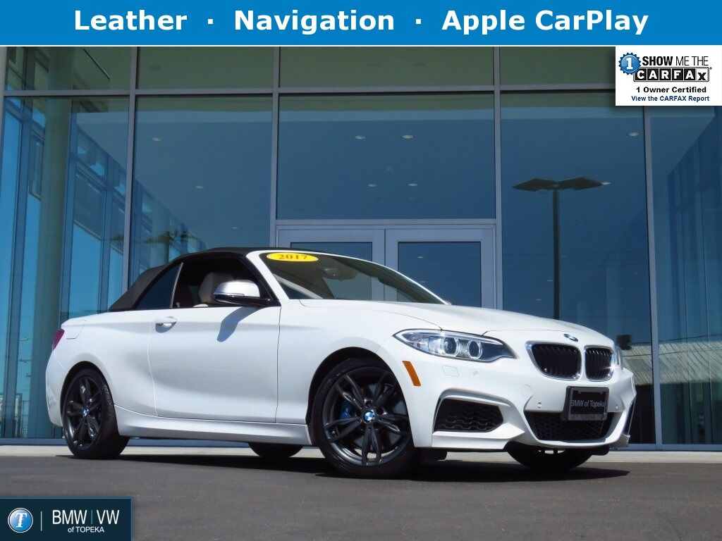 2017 BMW 2 Series M240i Topeka KS