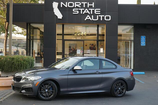 2017_BMW_2 Series_M240i_ Walnut Creek CA