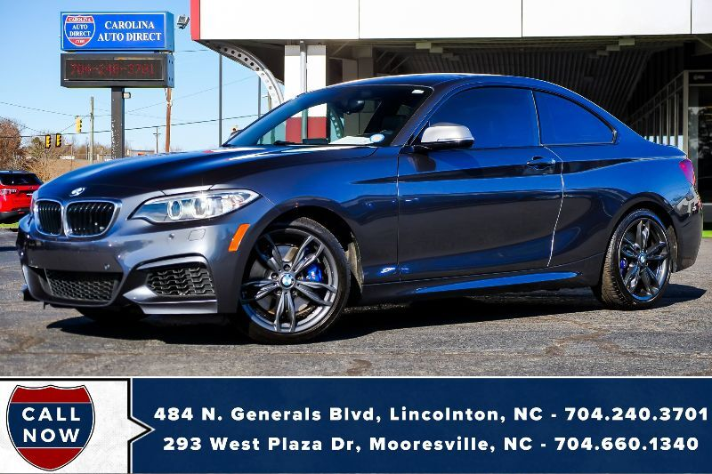2017 BMW 2 Series M240i xDrive AWD w/ Heated Front Seats & Drive Assist Pkg Mooresville NC