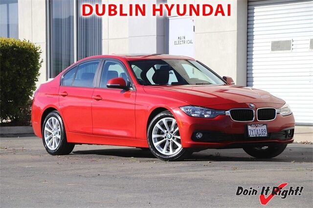 2017 BMW 3 Series 320i Dublin CA