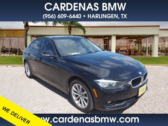 2017 BMW 3 Series 320i Harlingen TX