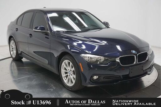 2017_BMW_3 Series_320i NAV,HTD STS,KEY-GO,17IN WHLS_ Plano TX