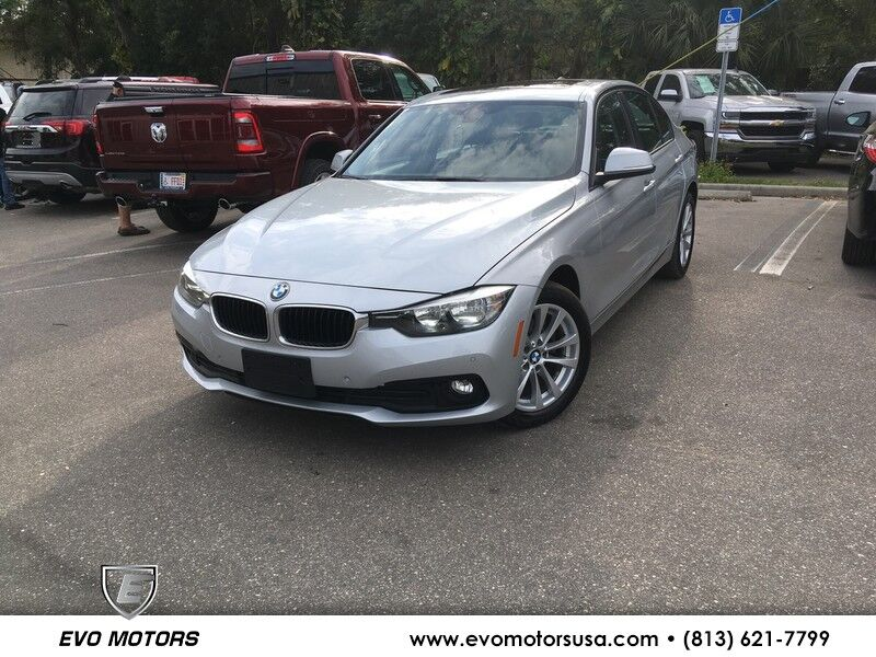 2017 BMW 3 Series 320i PREMIUM TECH PKGS. DRIVER ASSIST PKG. NAV & ROOF Seffner FL
