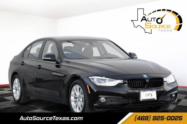 2017 BMW 3 Series 320i Richardson TX