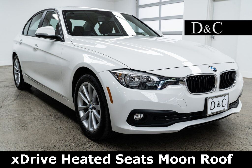 2017 BMW 3 Series 320i xDrive Heated Seats Moon Roof Portland OR