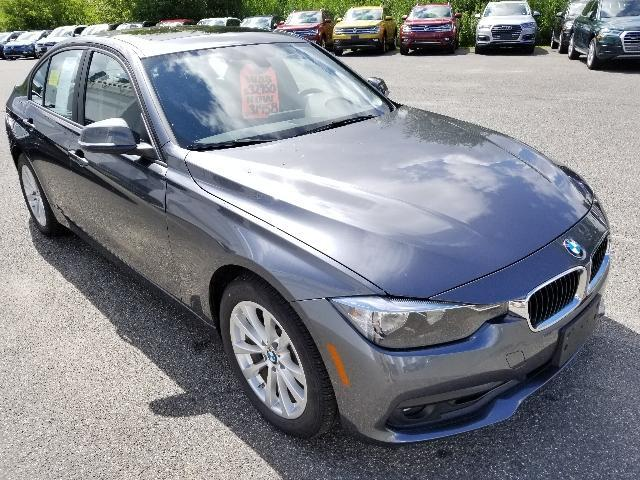 2017 BMW 3 Series 320i xDrive Sedan Pittsfield MA