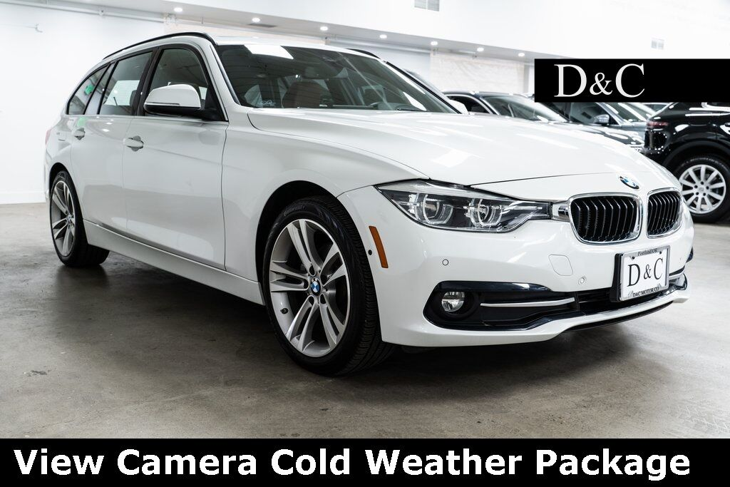 2017 BMW 3 Series 328d xDrive Surround View Camera Cold Weather Package Portland OR