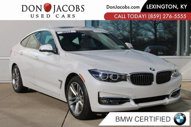 2017 BMW 3 Series 330 Gran Turismo i xDrive Lexington KY