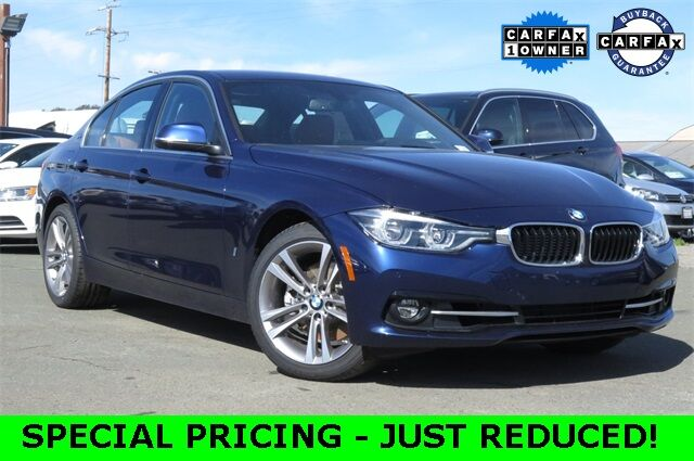 2017 BMW 3 Series 330e iPerformance Santa Rosa CA