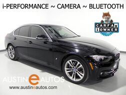 2017_BMW_3 Series 330e iPerformance_*BACKUP-CAMERA, SPORT BUCKET SEATS, STEERING WHEEL CONTROLS, CRUISE, SPORT ALLOY WHEELS, BLUETOOTH PHONE_ Round Rock TX