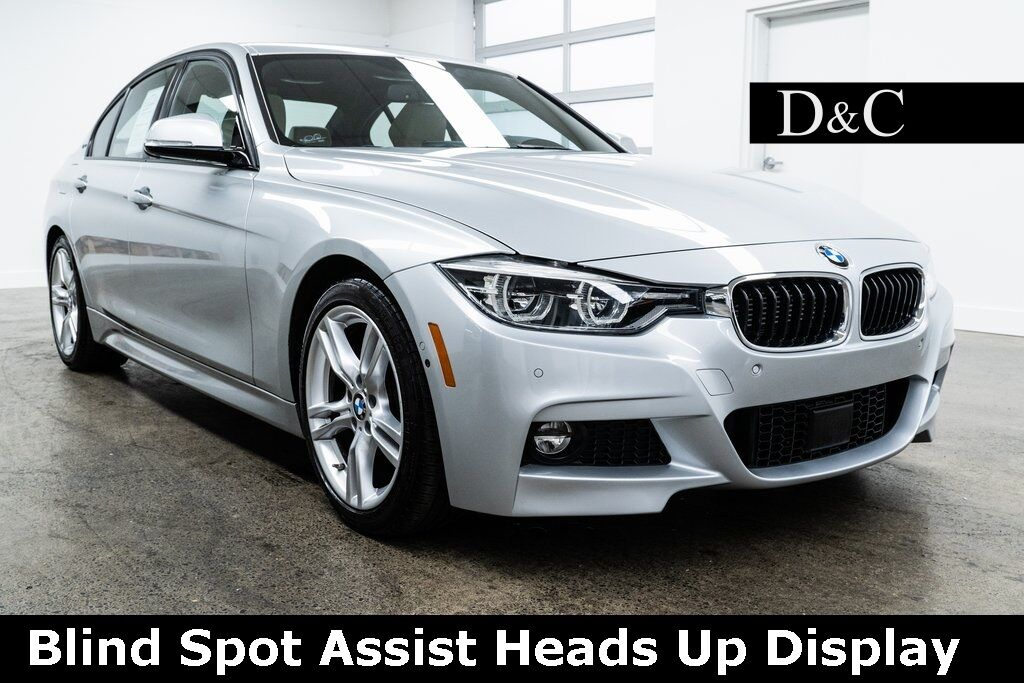 2017 BMW 3 Series 330e iPerformance M Sport Blind Spot Assist Heads Up Display Portland OR