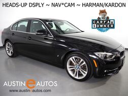 2017_BMW_3 Series 330e iPerformance Plug-In Hybrid_*SPORT LINE, HEADS-UP DISPLAY, NAVIGATION, BACKUP-CAMERA, LEATHER, HEATED SEATS, MOONROOF, HARMAN/KARDON, COMFORT ACCESS_ Round Rock TX