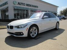 2017_BMW_3-Series_330e iPerformance Sedan *** MSRP $50,720 , Sport Line , Driving Assistance Package*** Back-Up Camera_ Plano TX