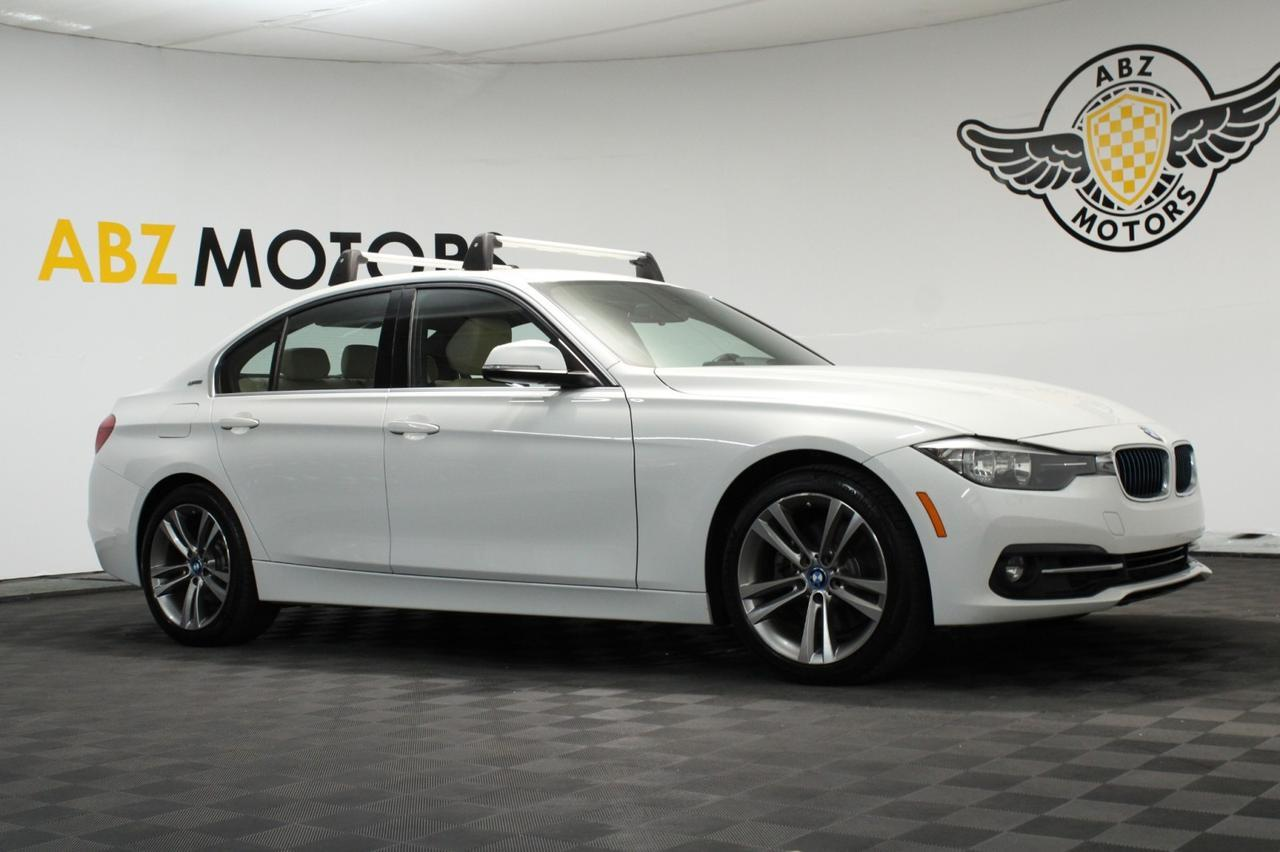 2017 BMW 3 Series 330e iPerformance Sport Pkg,Bluetooth/USB,Push Start Houston TX
