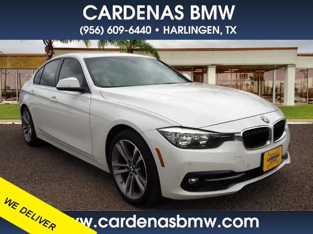 2017 BMW 3 Series 330i Harlingen TX