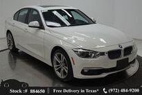 BMW 3 Series 330i LUXURY LINE,NAV,SUNROOF,HTD STS,LED LIGHTS 2017