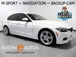2017_BMW_3 Series 330i_*M SPORT, NAVIGATION, BACKUP-CAMERA, COMFORT ACCESS, MOONROOF, DAKOTA LEATHER, BLUETOOTH, APPLE CARPLAY_ Round Rock TX
